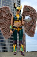 Hawkgirl by Malicious-Cosplay