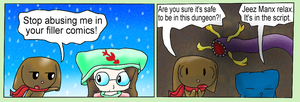Manx Can't Take It Comic by TheCreatorOfSoften