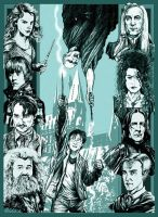 HARRY POTTER n DEATHLY HALLOWs by N8MA