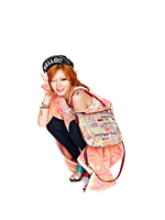 Hyuna For NYLON PNG by leeaudrey
