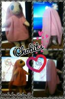 the character in the book of chobits by kero702