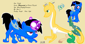 Me as a MLP? by NeverSilver