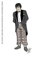 Patrick Troughton: The Second Doctor by Inspector97