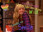 Seddie: You Make Me Smile by MidnightTwin