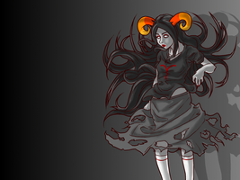 Aradia Wallpaper by Slice-Hazard