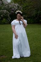 Regency Day Dress by LadyJamie