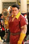 I'm Gaston by Gabriel-Hyoga