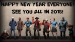 Happy New Year Everyone! by Cowboygineer