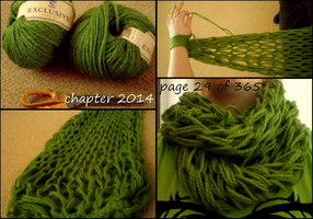 Do it yourself - scarf by MikimichiSaiko