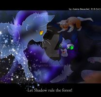 Let Shadow rule the Forest by JB-Pawstep