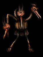 Dodrio by Snook-8