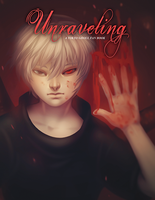 [PREORDER] Unraveling: A Tokyo Ghoul Fan Book by elefluff