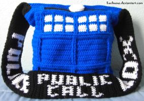 Tardis Bag by Luchusus