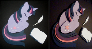 Twilight Shadowbox by Invidlord