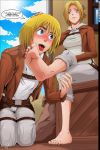 0039 Armin X Annie (Commission) by FetishZone