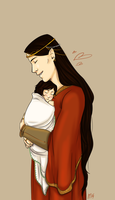 The Silmarillion: Father by melliMEL