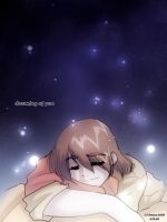 dreaming of you. by br3nna
