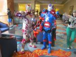 A-Kon '14 - Marvel 3 by TexConChaser