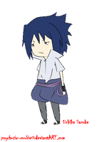 Sasuke saw something by psychotic-cookie