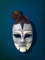 Sokka Mask by MonicaMcClain