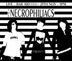 The Necrophiliacs poster2 by deehumidifier