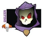 Heads Up Skeletor by HeadsUpStudios