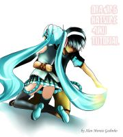 Miku And Alan  - Power Of Creation by hirkey