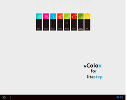 Colox for litestep by alexstress