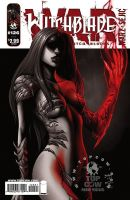 Witchblade 126 cov ReCOLORED by ColtNoble