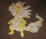 Ampharos (Pokemon Card Collage) by PlusleThePokemon04