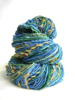 Art Yarn - Ganges by OoO----MEHRA----OoO