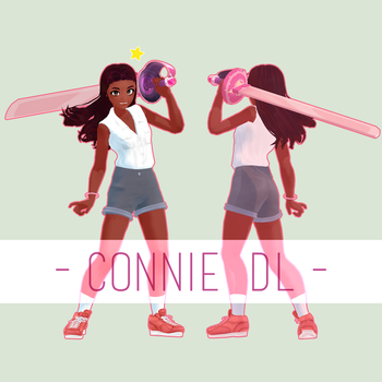 Connie Ver. 1.0 [DOWNLOAD] by JoeySandbag
