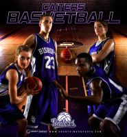 Gaiters Basketball by neverdying