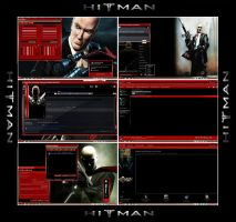 HITMAN VS by bigcyco1