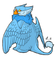 Eyrie adoptables Regulis by Draxorr