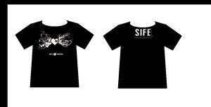 Concept for SIFE W2W t-shirts by HappyTry