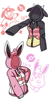 Pink Attack! by pumpkinking3001