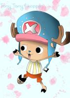 Proud Tony Tony Chopper by HolderofTruth