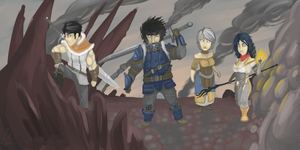 The Hawke Family by MasterJosho