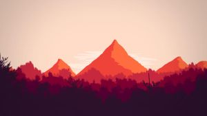 Montain by Antomarsi