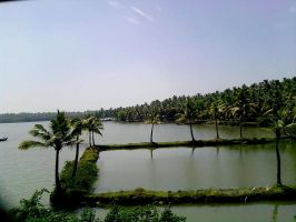 Kerala God's Own Country. by unitedcba