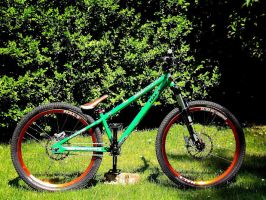 2009 DMR Transition 26'' by tro0oy