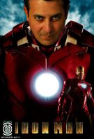 Me Myself And Iron Man by MadPorra