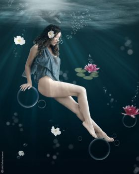 Underwater Fantasy by dhphotographics