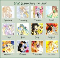 2010 Summary of Art by Kite-d