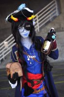 Homestuck- And A 8ottle of Rum by Citrusbell