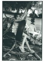 The Tire Swing by trina