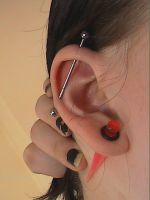Scaffolding and 6mm Taper by bad-ass