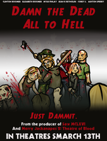 Damn the Dead All to Hell by WhoDrewThis