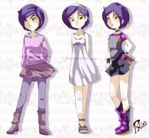 Katory outfits by erohd